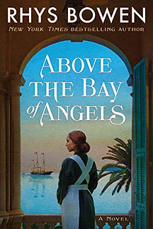 Above the Bay of Angels by Rhys Bowen.jpeg