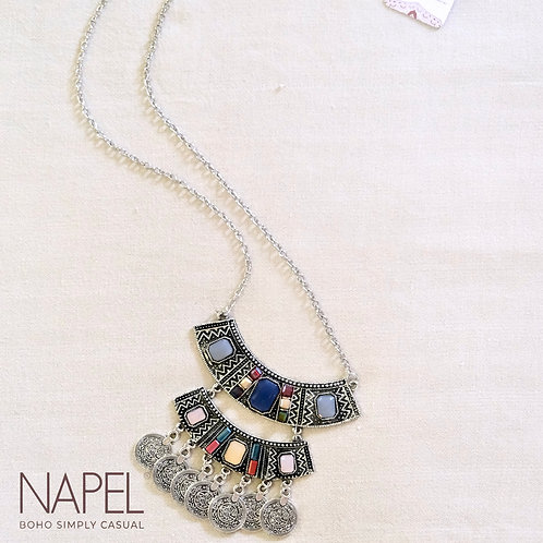 Boho Necklace - 3T