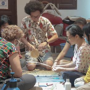 Rattan Weaving Workshop