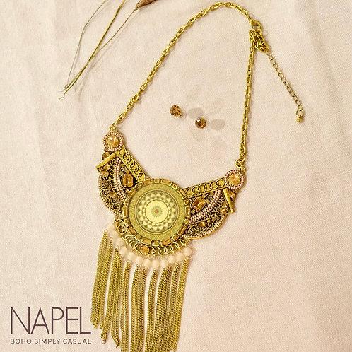 Boho Necklace - Vintage
