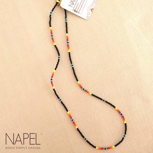 Boho beads necklace