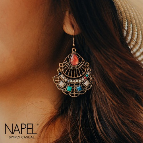 Boho Earring - Traditional