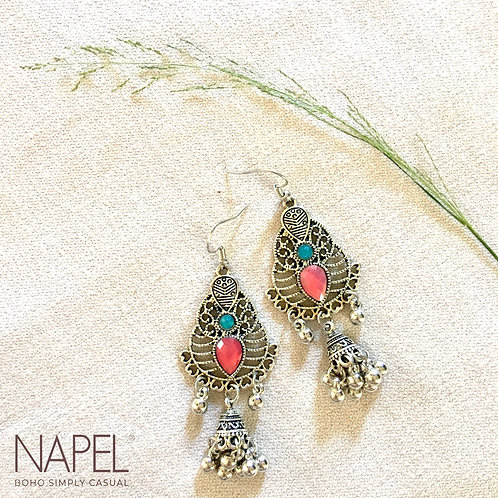 Traditional Boho Earring - Vintage