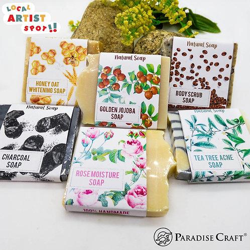 Local artist -Handmade Soap
