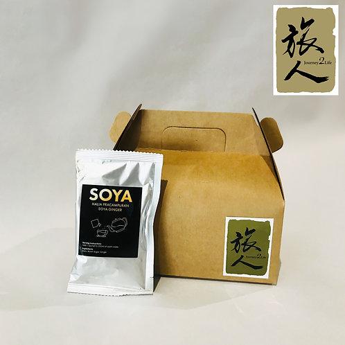 Organic Soya Ginger Tea