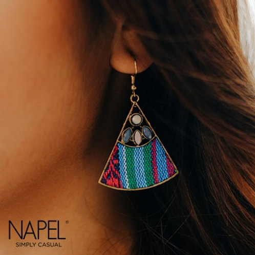 Boho Earring - Triangle