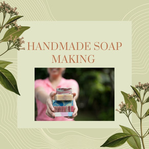 Registeration for Handmade Soap Making