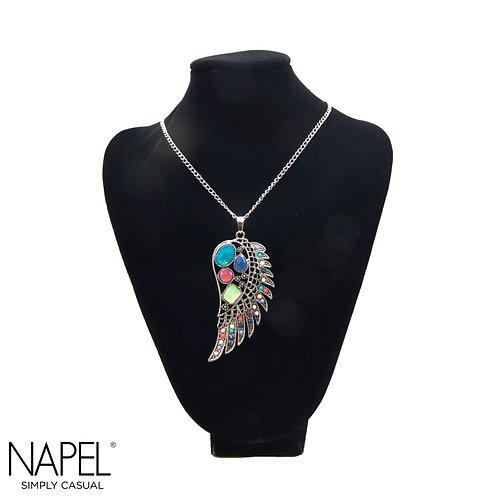 Boho Necklace - Wing