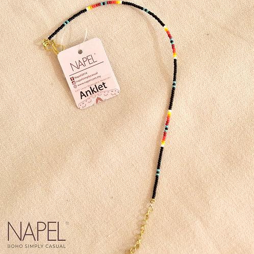 Handmade Beads Anklet