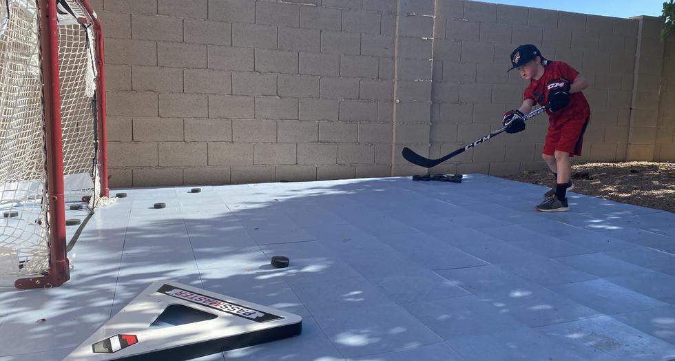 Off-Ice Skills Training