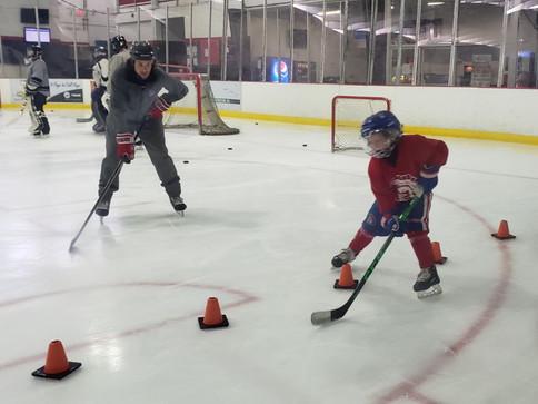 On-Ice Training