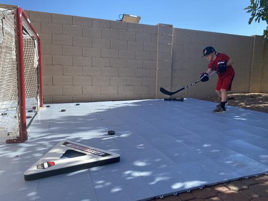 Off-Ice Hockey Training