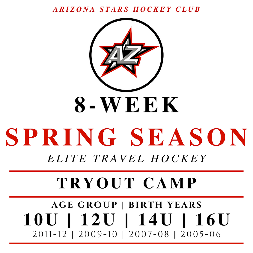 SPRING TRYOUT CAMP