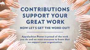 WVICU Awarded Grant from AEP Foundation