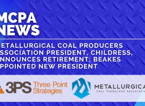 MCPA President, Childress, Announces Retirement; Beakes Appointed New President