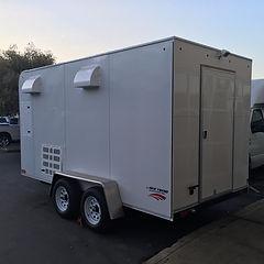 7x14 wheel repair trailer