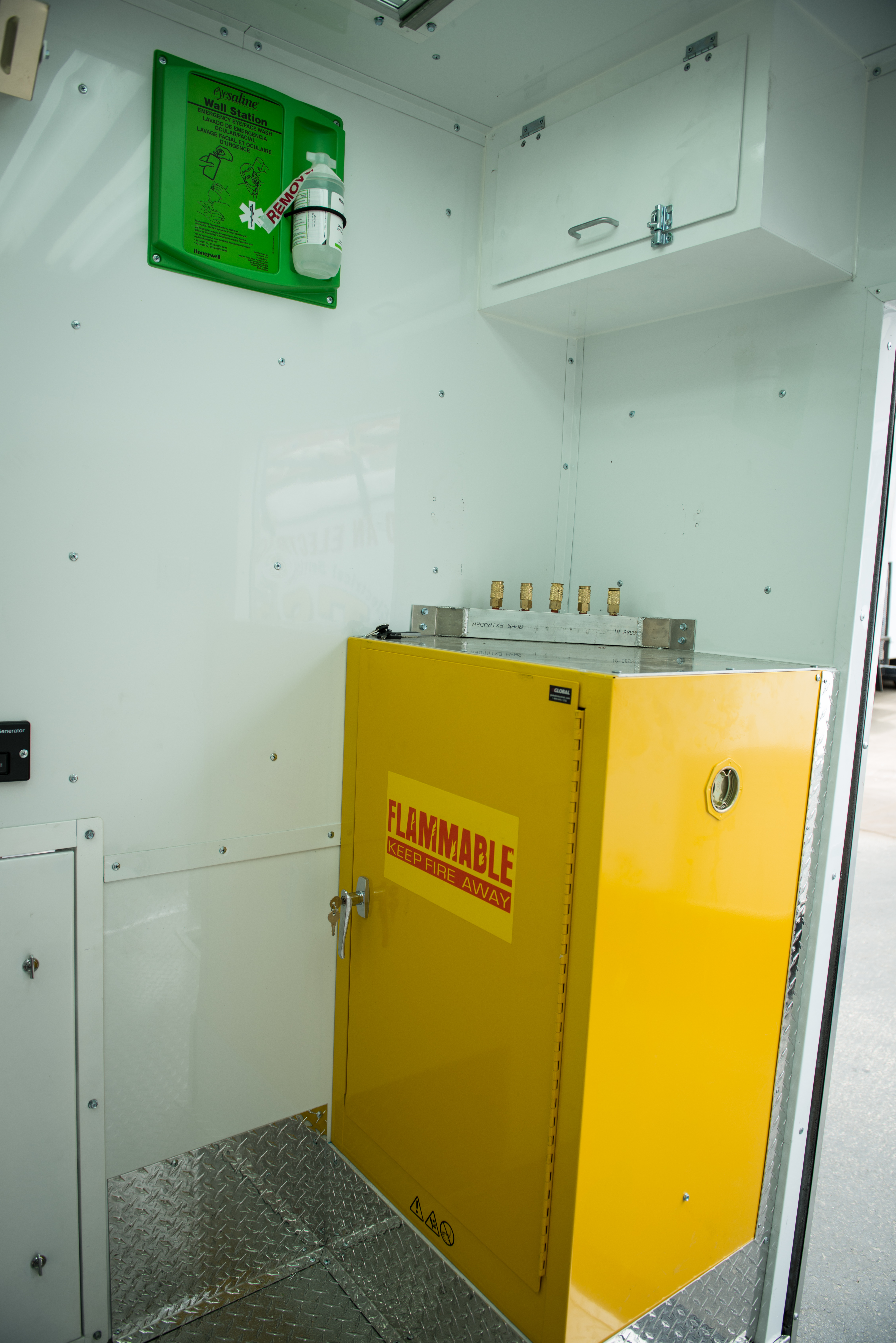 Explosion Proof Paint Cabinet