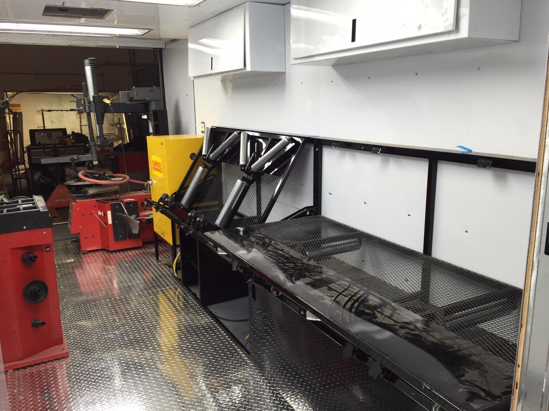 7x14ft Rim Repair unit