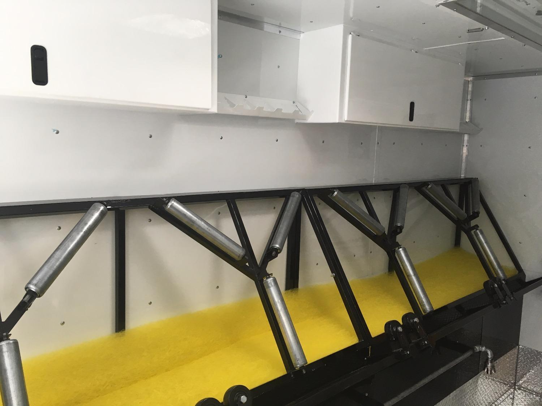 7x14ft Rim Restoration Racks