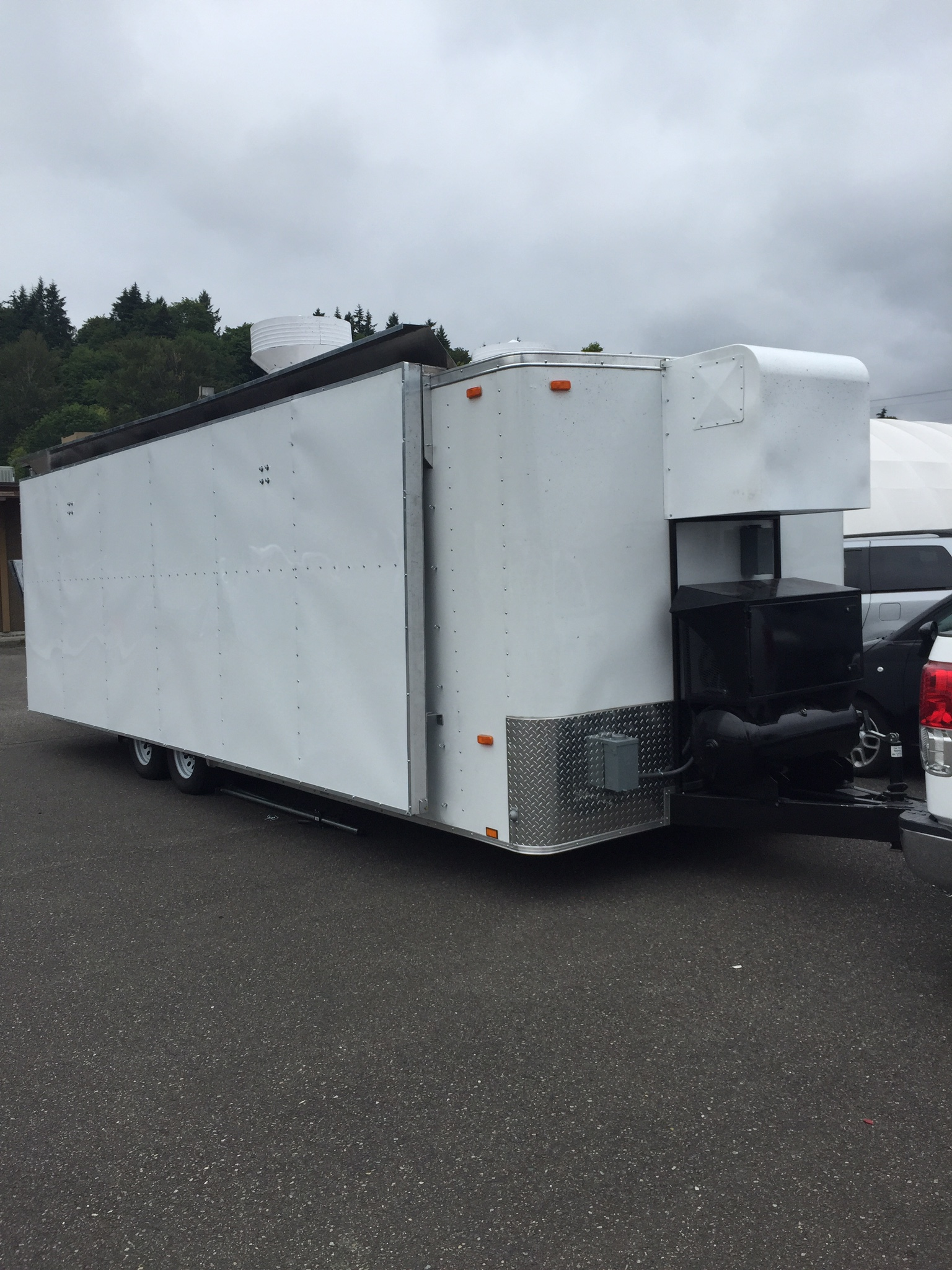 Mobile Paint Booth For Sale