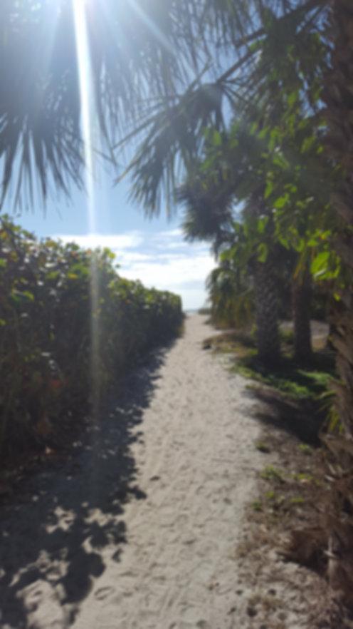 Pop A Top Cabana, Anna Maria Island
