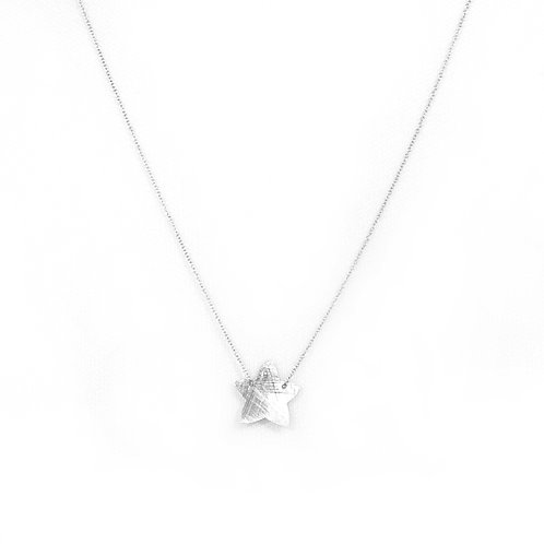 Fio prata Estrela
