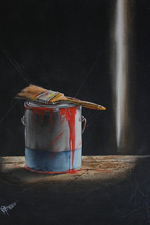 The Brush / Oil