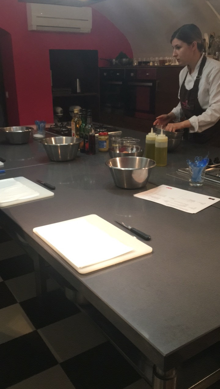 mastering french sauces
