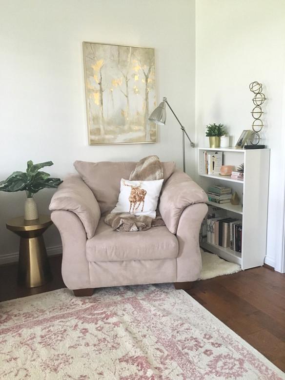 Sitting Room Reveal