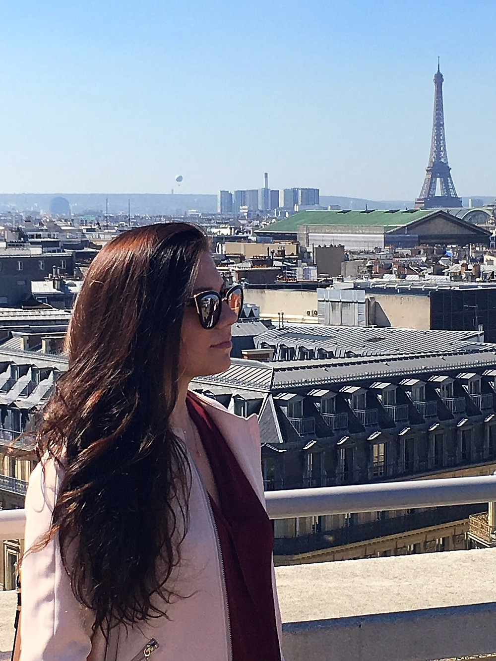 rooftop of galeries lafayette