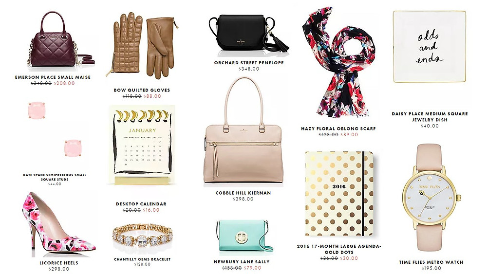kate spade shop with purpose