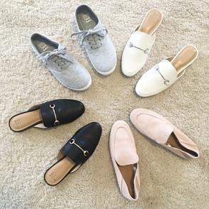 Favorite Spring Flat Shoes