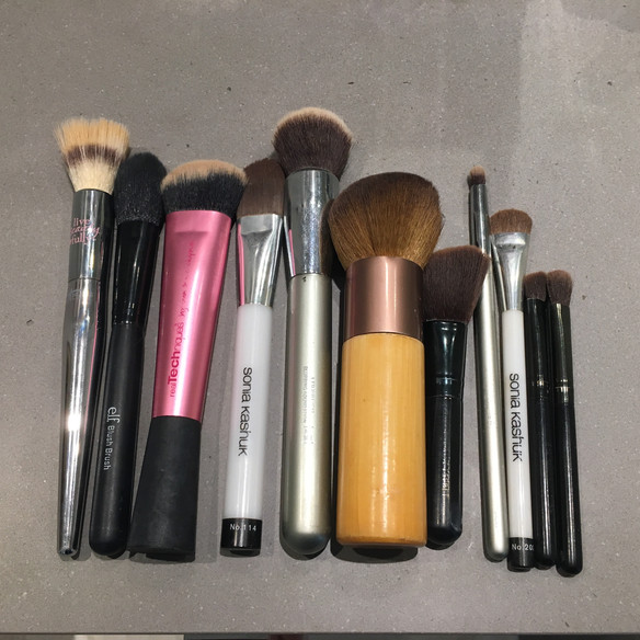 Beauty Brushes & Cleaning