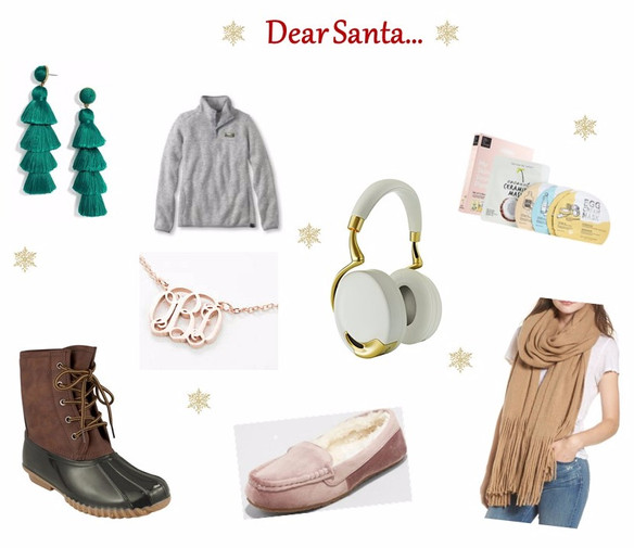 Holiday Gift Guide - Dear Santa
