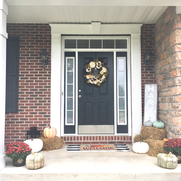 Fall Home Styling & Decor