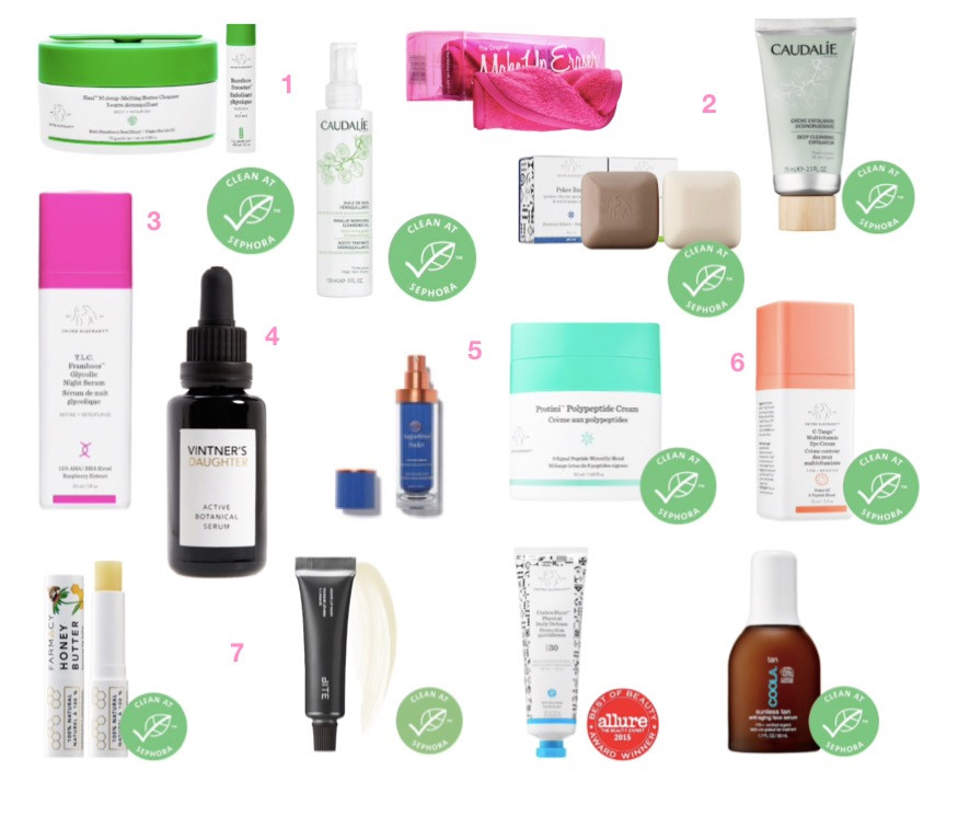 skin care holy grail product routine