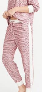 candy cane pajama set