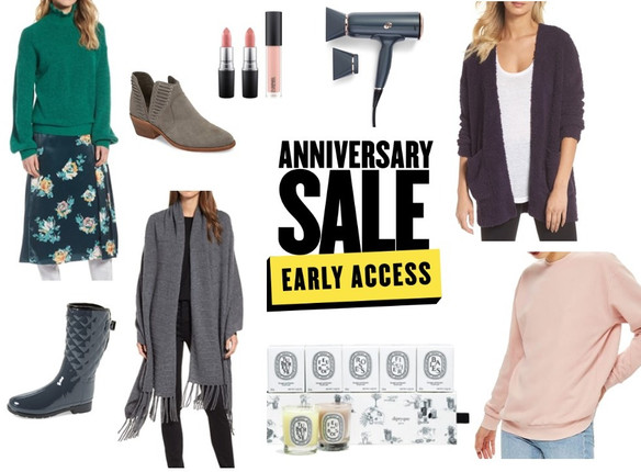 2018 Nordstrom Anniversary Sale Catalog Favorites