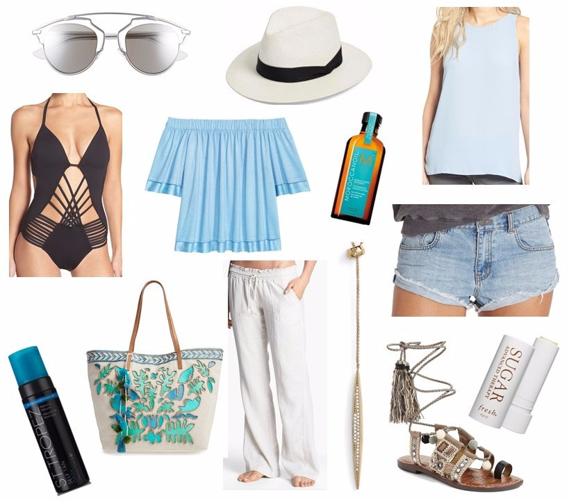 vacation clothes