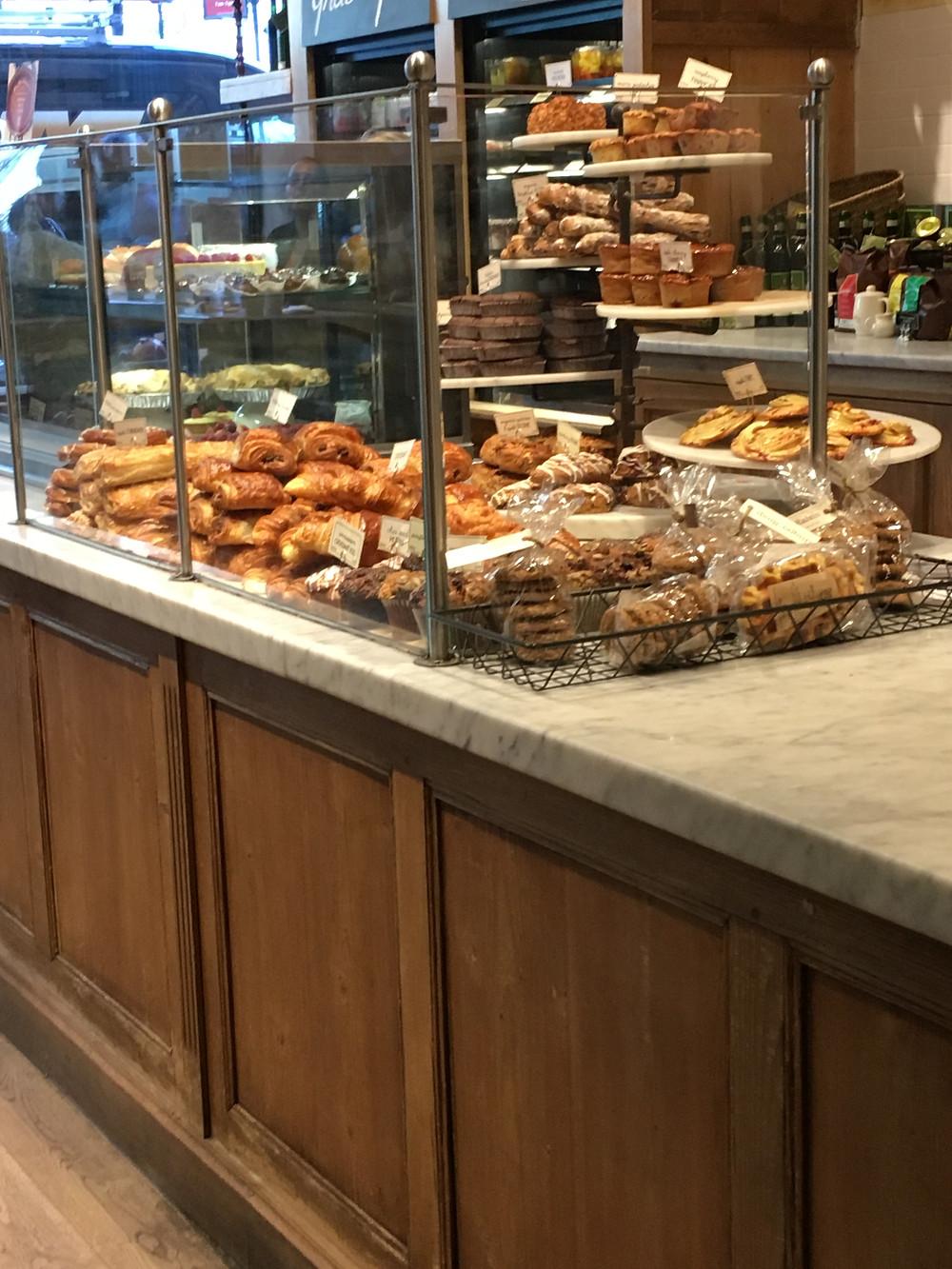 le pain quotidien bakery