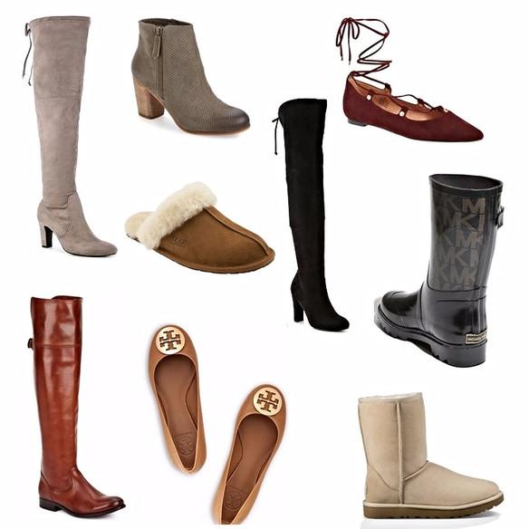 Fall Footwear Favorites