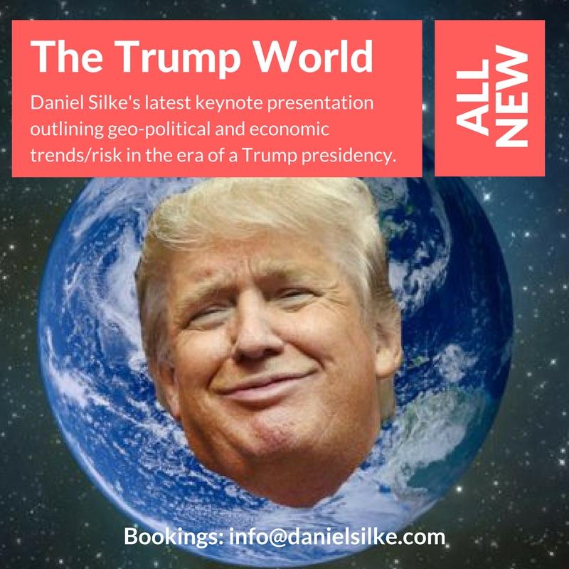 Daniel Silke keynote speaker