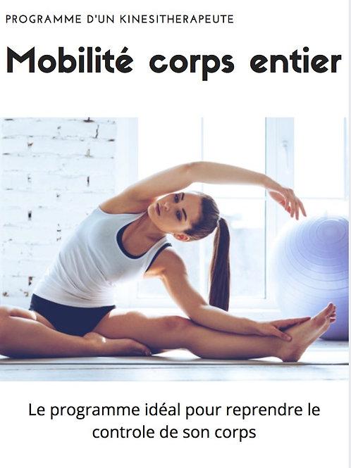 programme mobilité corps entier
