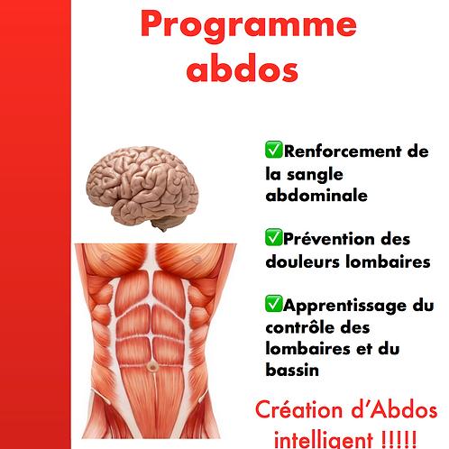 programme abdo