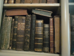 Alcuni volumi da una collezione di libri e scritti risorgimentali