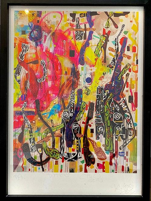 Print Díptico 02 - Ciro Schu & Leiga