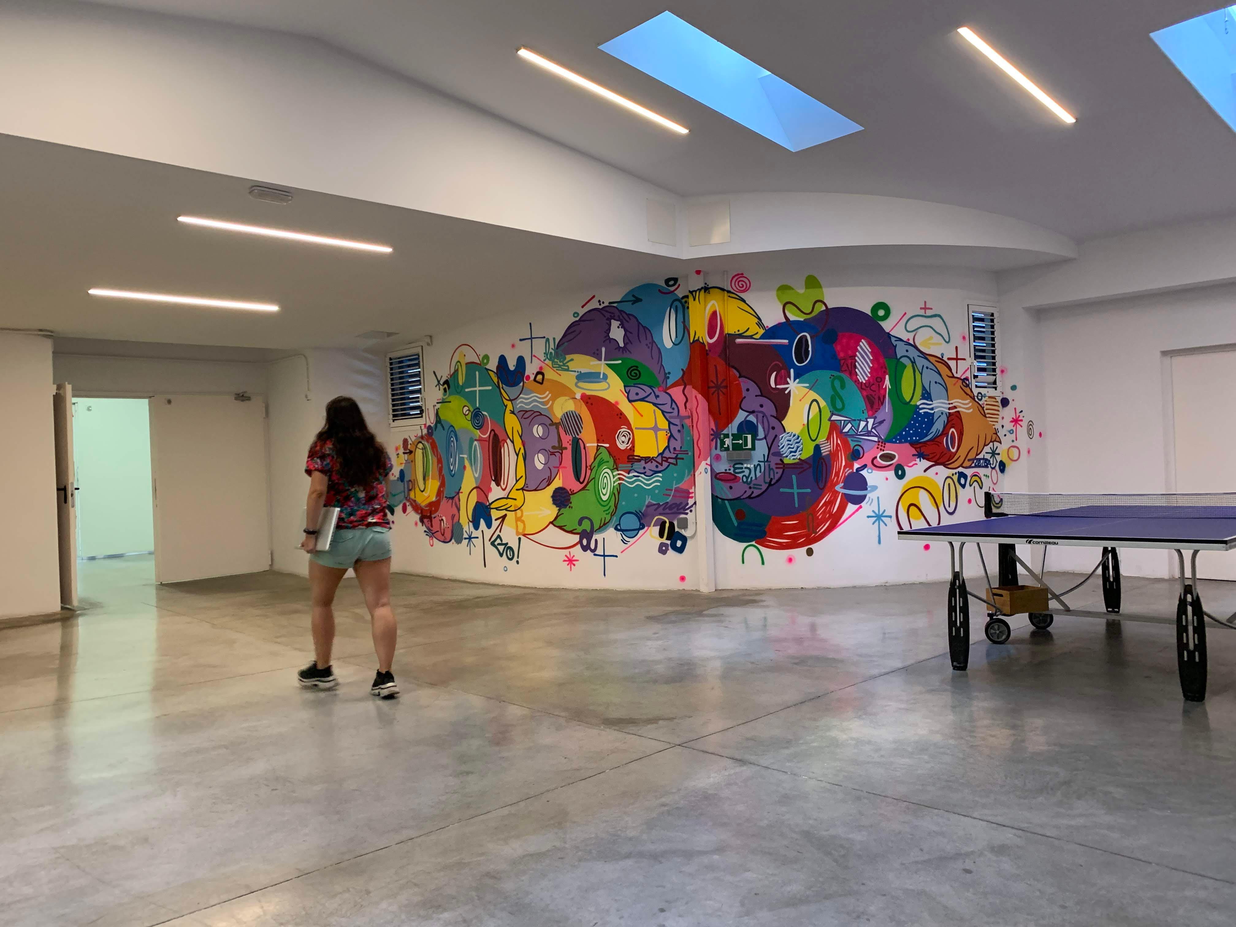 Pinturas internas
