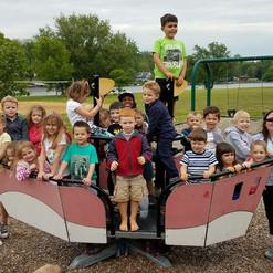 Preschool Playdate in the Park