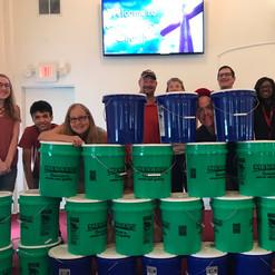 Flood Bucket Service Project
