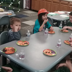 Parents Night Out Snack Time